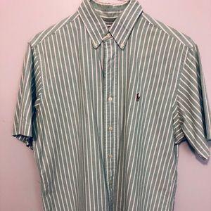 Polo Short Sleeve Oxford Button Down